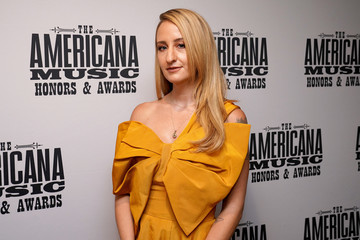 Margo Price The 20th Annual Americana Honors & Awards - Backstage