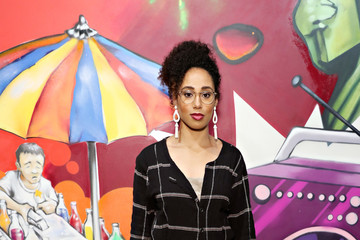 Margot Bingham Roger Gastman And LL COOL J Host BEYOND THE STREETS Opening Night At 25 Kent