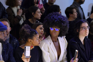 Maria Borges Seen Around - February 2020 - New York Fashion Week: The Shows - Day 7