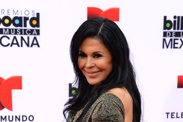 Maria Conchita Alonso Arrivals at the Billboard Mexican Music Awards