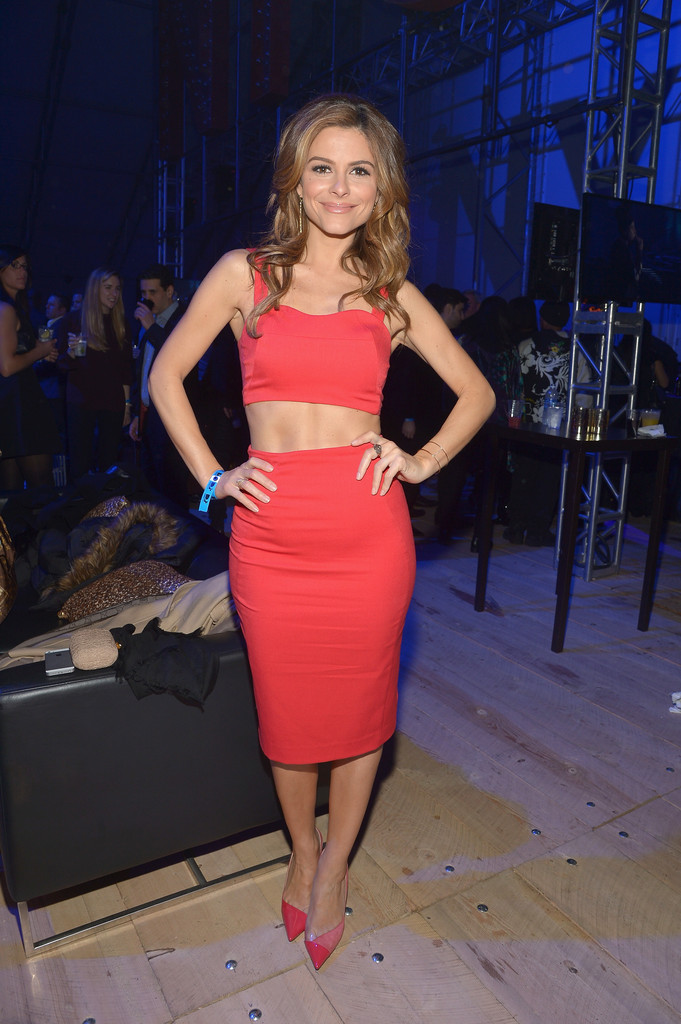 Red Carpet Ready: Get Maria Menounos's Red Carpet Look