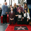 Maria Menounos Burt Ward Is Honored With A Star On The Hollywood Walk Of Fame