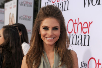 "Maria Menounos Premiere Of Twentieth Century Fox's ""The Other Woman"" - Red Carpet"