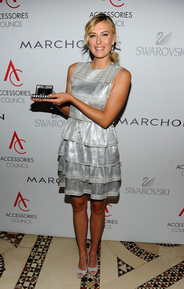 Maria Sharapova - 2010 ACE Awards Presented By The Accessories Council - Red Carpet
