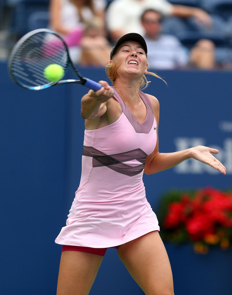 Maria Sharapova - 2012 US Open - Day 10