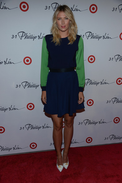Maria Sharapova - 3.1 Phillip Lim for Target Launch Event
