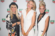 Maria Sharapova Olivia Nervo Photos Photo