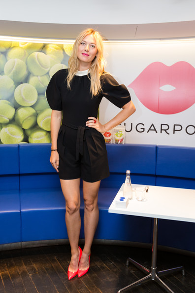 Maria Sharapova - Maria Sharapova Launches Sugarpova Candy Collection