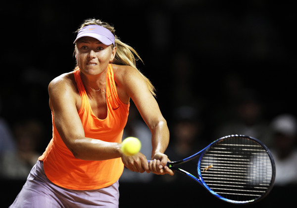 Maria Sharapova Breezes Into Stuttgart Semis As Comeback Gains Momentum
