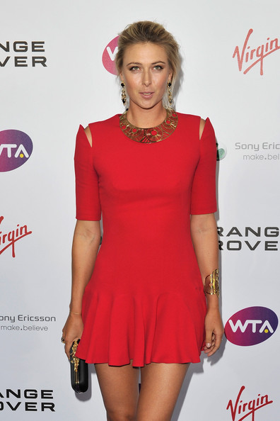 Maria Sharapova Photos Photos Wta Tour Pre Wimbledon Party Arrivals Zimbio