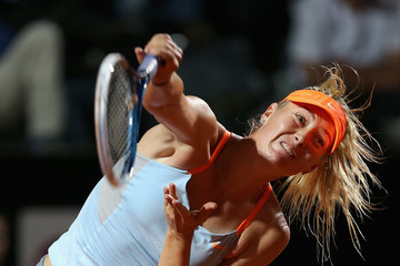 Maria Sharapova The Internazionali BNL d'Italia: Day 5