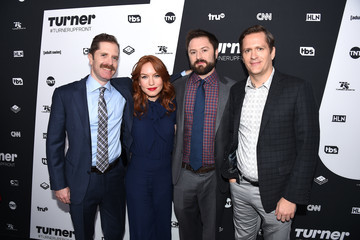Maria Thayer Turner Upfront 2016 - Arrivals/Green Room