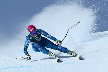 Maria Therese Tviberg FIS World Ski Championships - Women's Downhill