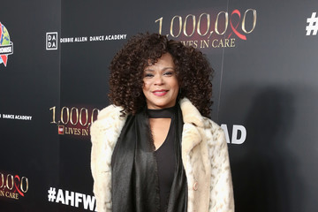 Maria Torres AHF And Debbie Allen Present 'Keeping The Promise – 1,000,000 Lives In Care: Celebrating Icons Of Dance'