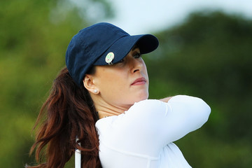 Maria Verchenova Golf - Olympics: Day 13