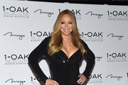 Mariah Carey Appears at 1 OAK Nightclub at the Mirage