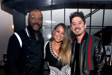 Mariah Carey Netflix Premiere Tyler Perry's 'A Fall From Grace'