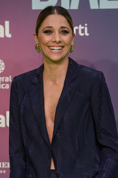 'Cadena Dial' Awards 2018 - Red Carpet [red carpet,premiere,television presenter,event,white-collar worker,smile,mariam hernandez,cadena dial awards,tenerife,spain]