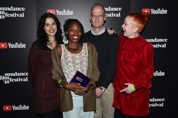 Mariama Diallo Chris Ware 2018 Sundance Film Festival -  Shorts Program Awards and Party Presented by YouTube