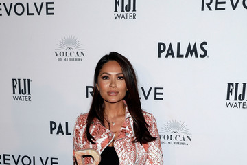 Marianna Hewitt The 2018 #REVOLVEAWARDS With FIJI Water
