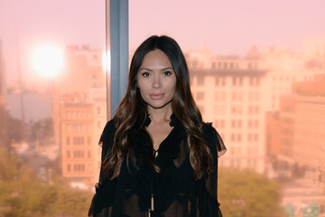 Marianna Hewitt Zimmermann - Front Row - September 2017 - New York Fashion Week: The Shows