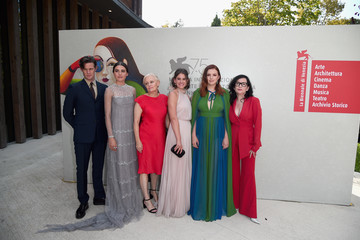 Marianne Rendon 'Charlie Says Red' Carpet Arrivals - 75th Venice Film Festival