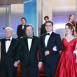 Marianne Slot 'The House That Jack Built' Red Carpet Arrivals - The 71st Annual Cannes Film Festival