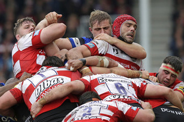 Mariano Galarza Gloucester Rugby vs. Bath Rugby - Aviva Premiership