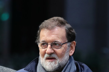 Mariano Rajoy EU Leaders Move to Next Stage of Brexit Discussions