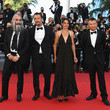 """Marie Amiguet """"Aline, The Voice Of Love"""" Red Carpet - The 74th Annual Cannes Film Festival"""