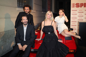 Marie-Ange Casta World Premiere After Party For Netflix's 'Lo Spietato' In Milan
