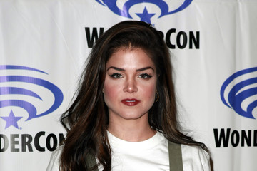 Marie Avgeropoulos WonderCon 2019 - Day 3