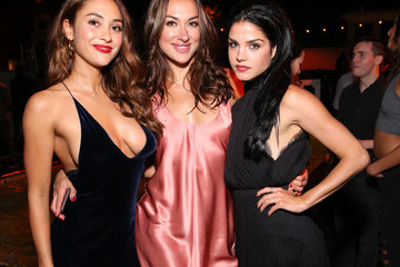 Marie Avgeropoulos Entertainment Weekly Hosts Its Annual Comic-Con Party at FLOAT at The Hard Rock Hotel — Inside