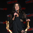 Marie Avgeropoulos New York Comic Con 2019 - Day 2