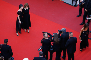 Marie-Josee Croze Closing Ceremony Red Carpet Arrivals - The 70th Annual Cannes Film Festival
