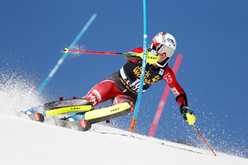 Marie-Michele Gagnon Audi FIS Alpine Ski World Cup - Men's Giant Slalom and Women's Slalom