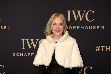 "Mariella Frostrup IWC Schaffhausen at SIHH 2017 ""Decoding the Beauty of Time"" Gala Dinner"