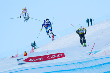 Marielle FIS Freestyle Ski World Cup - Men's and Women's Ski Cross