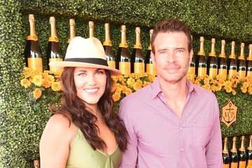 Marika Dominczyk Sixth-Annual Veuve Clicquot Polo Classic, Los Angeles - Red Carpet
