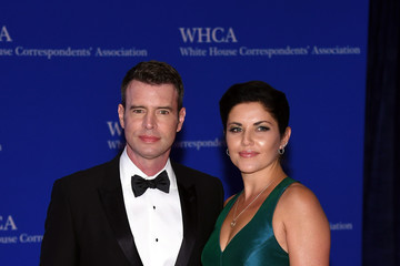 Marika Dominczyk 102nd White House Correspondents' Association Dinner - Arrivals