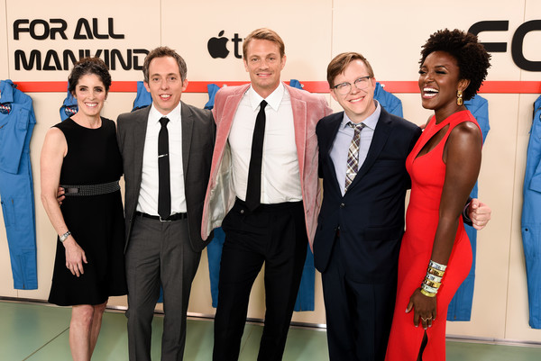"""World Premiere Of Apple TV+'s """"For All Mankind"""" - Red Carpet"""