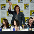 Maril Davis The Starz: 'Outlander' Panel at Comic-Con International 2015