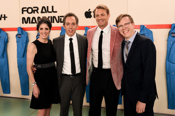 "Maril Davis World Premiere Of Apple TV+'s ""For All Mankind"" - Red Carpet"