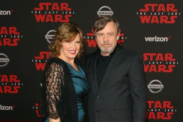 Marilou Hamill Premiere of Disney Pictures and Lucasfilm's 'Star Wars: The Last Jedi' - Arrivals