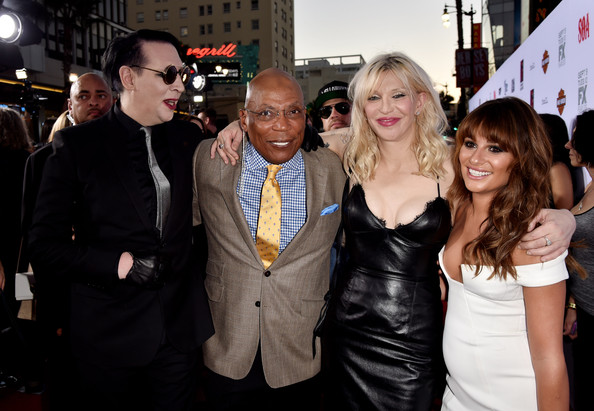 Marilyn Manson Photos Premiere Screening Of Fx S Sons Of Anarchy