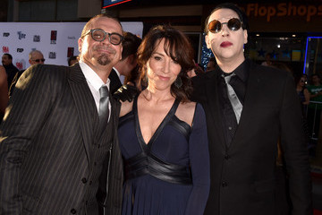 "Marilyn Manson Premiere Screening Of FX's ""Sons Of Anarchy"" - Red Carpet"