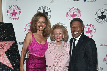 Marilyn McCoo 2016 Carousel of Hope Ball - Photo Reception