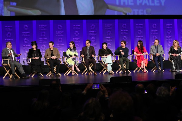 The Paley Center For Media's 2019 PaleyFest LA - Opening Night Presentation: Amazon Prime Video's 'The Marvelous Mrs. Maisel' [the marvelous mrs. maisel,performance,entertainment,performing arts,event,music,concert,stage,musical theatre,performance art,public event,daniel palladino,amy sherman-palladino,michael zegen,tony shaloub,la,paley center for media,amazon prime video,paleyfest,opening night presentation]