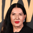 Marina Abramovic Red Carpet Arrivals - Fashion For Relief London 2019