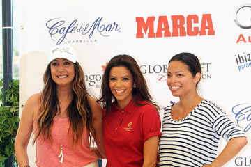 Marina Bravo Global Gift Gala - Celebrity Golf Tournament 2013